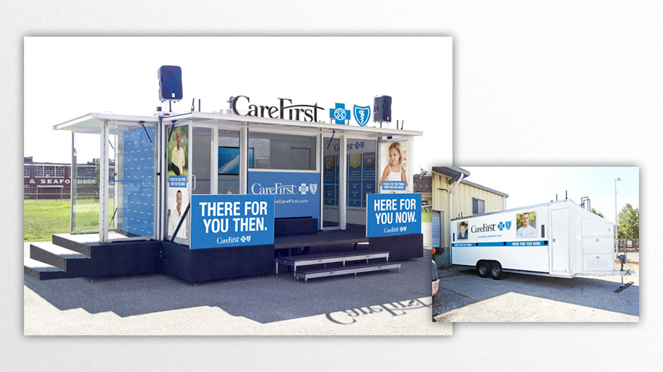 Carefirst Display Booth