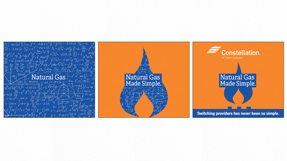 Natural Gas Banners
