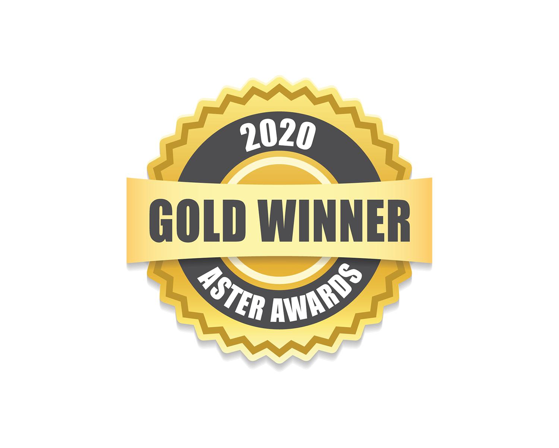 GKV wins Gold & Silver Aster Awards - GKV